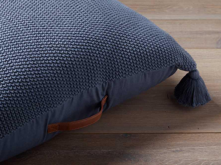 Cotton Knit Floor Pillow, slide 3 of 5
