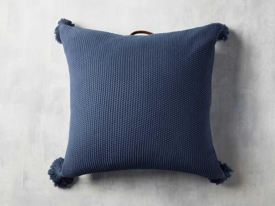Cotton Knit Floor Pillow, slide 1 of 5