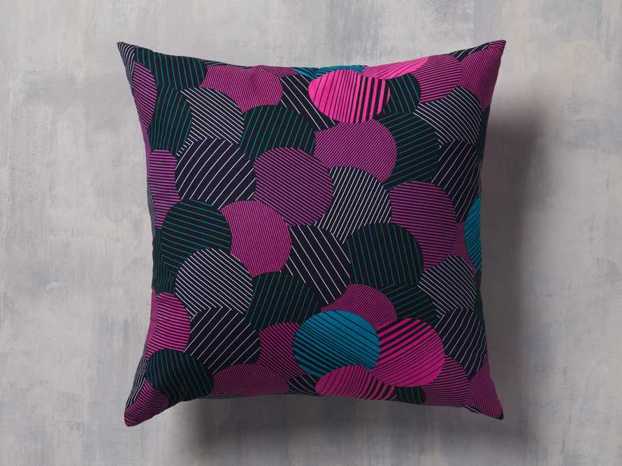 Arhaus x DIOP Akira Pillow Cover, slide 1 of 4