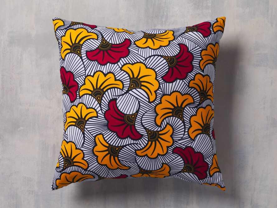 Arhaus x DIOP Zohura Pillow Cover, slide 1 of 4