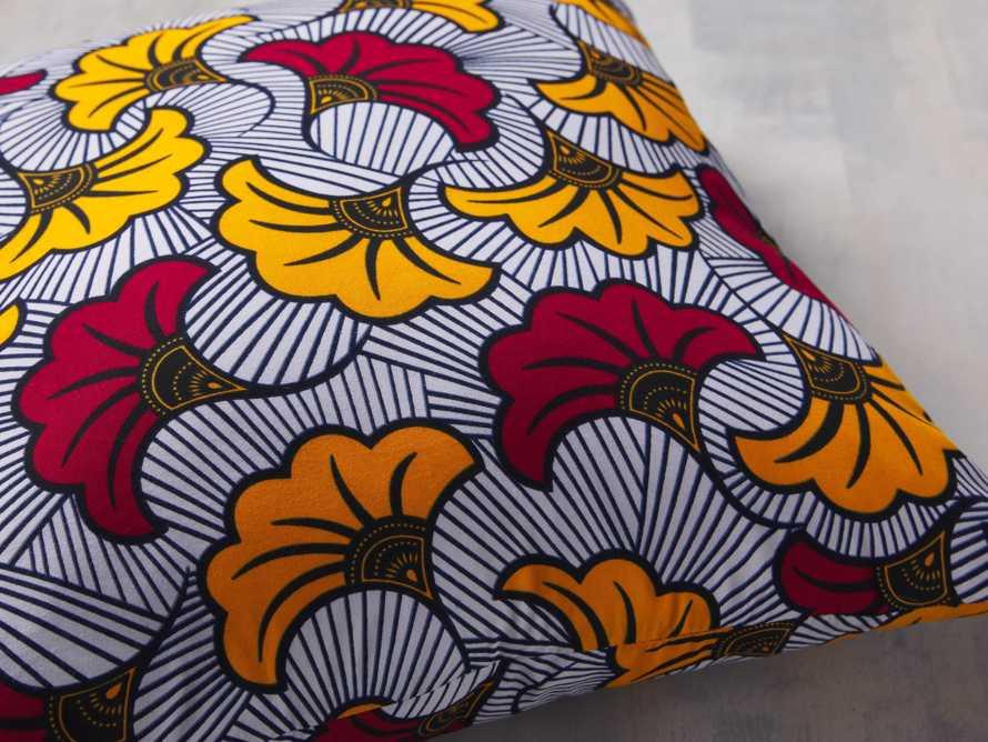 Arhaus x DIOP Zohura Pillow Cover, slide 3 of 4