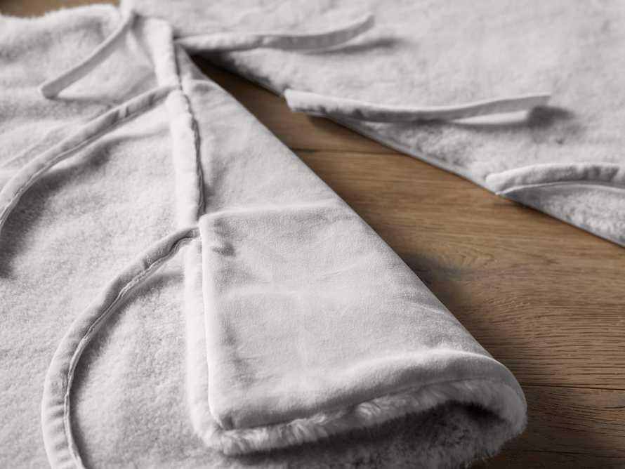 Faux Fur Tree Skirt, slide 3 of 5
