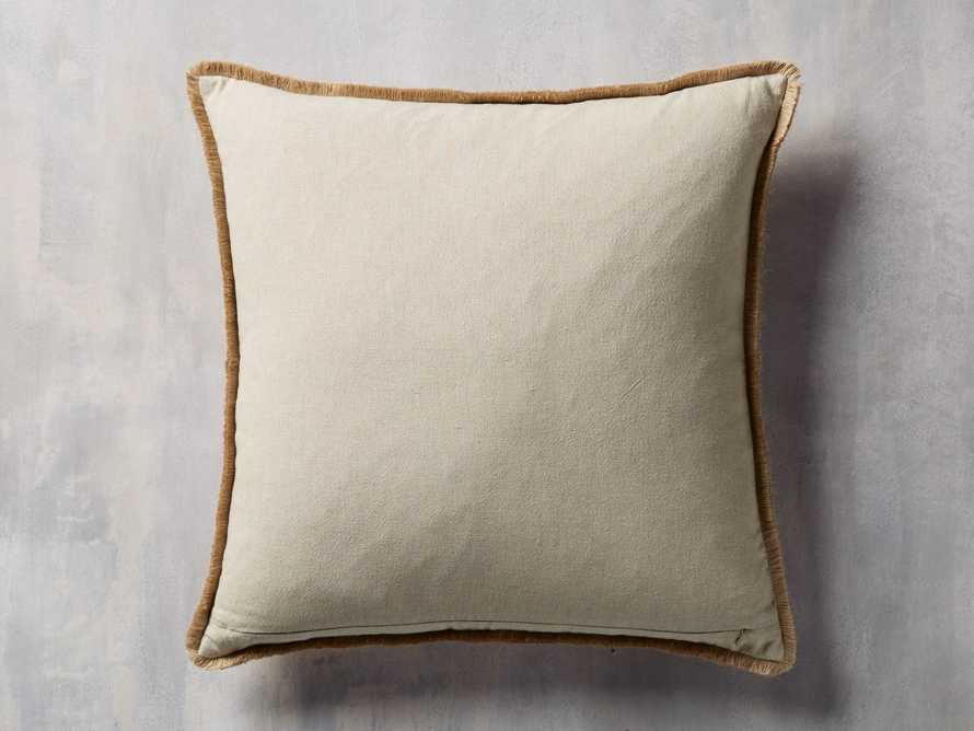 Francesca Pillow in teracotta, slide 3 of 5