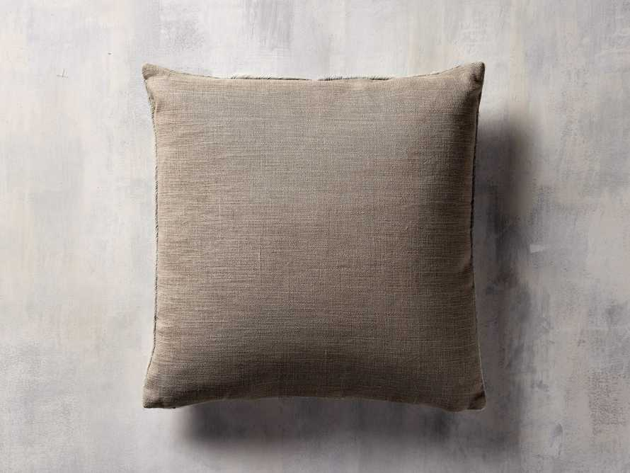 "Channel-Stitch Hyde 20"" Pillow"