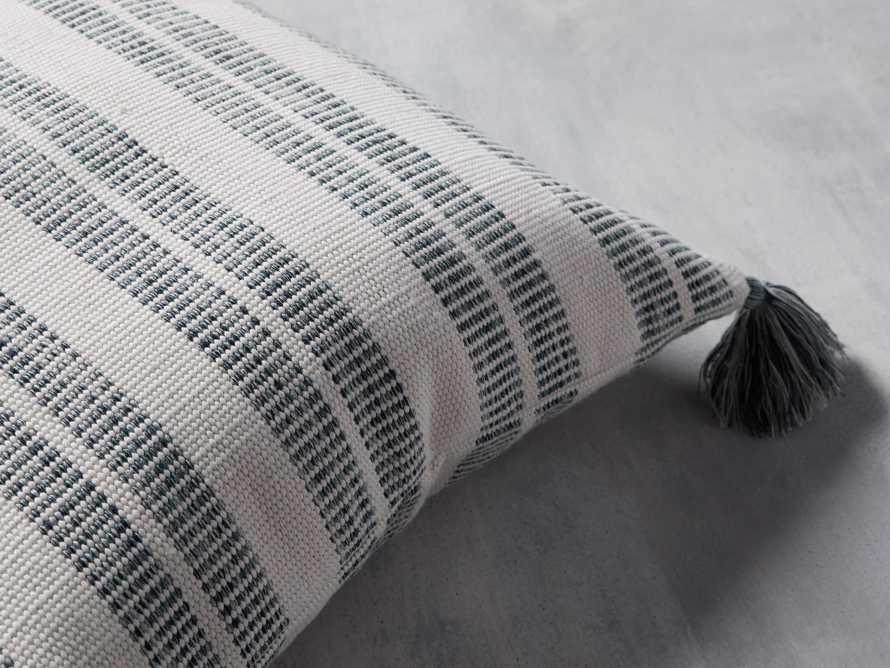 Ingelside Outdoor Pillow in Blue, slide 2 of 5