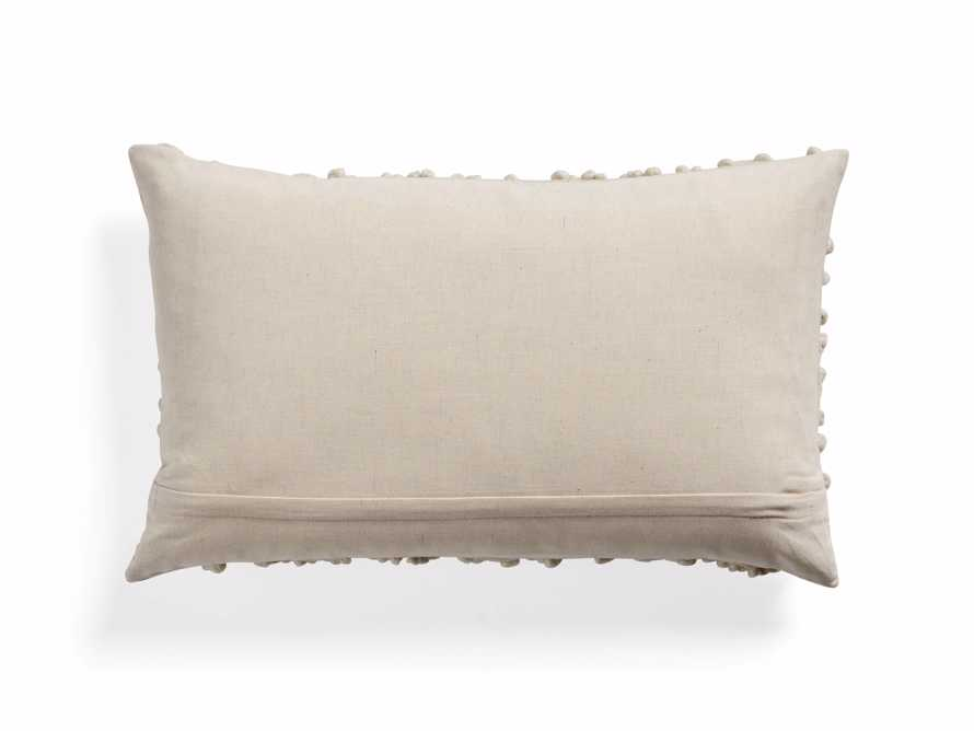 KNOTTED CHEVRON LUMBAR PILLOW COVER, slide 2 of 4