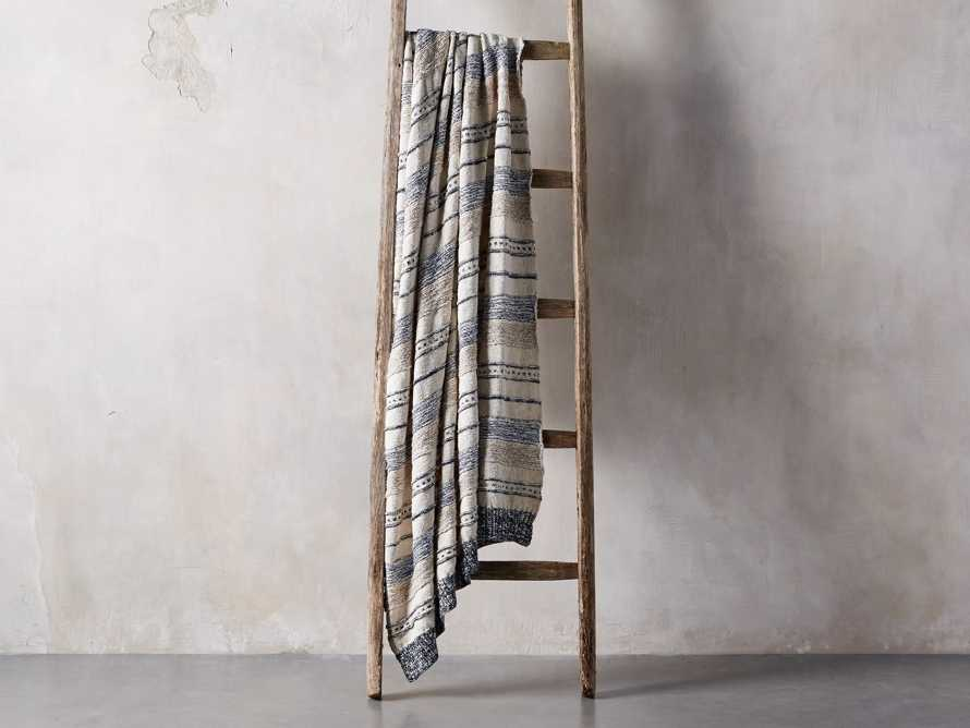Multi-Stripe Knit Throw, slide 3 of 6