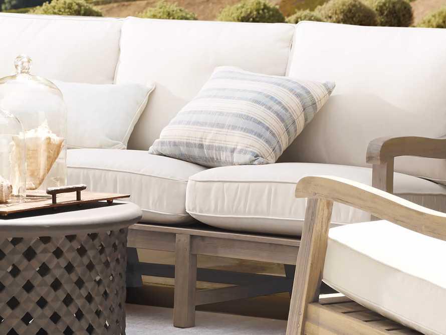 Beach Stripe Indoor/Outdoor Pillow, slide 7 of 7
