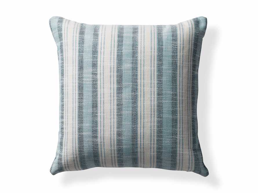 Beach Stripe Indoor/Outdoor Pillow, slide 4 of 7