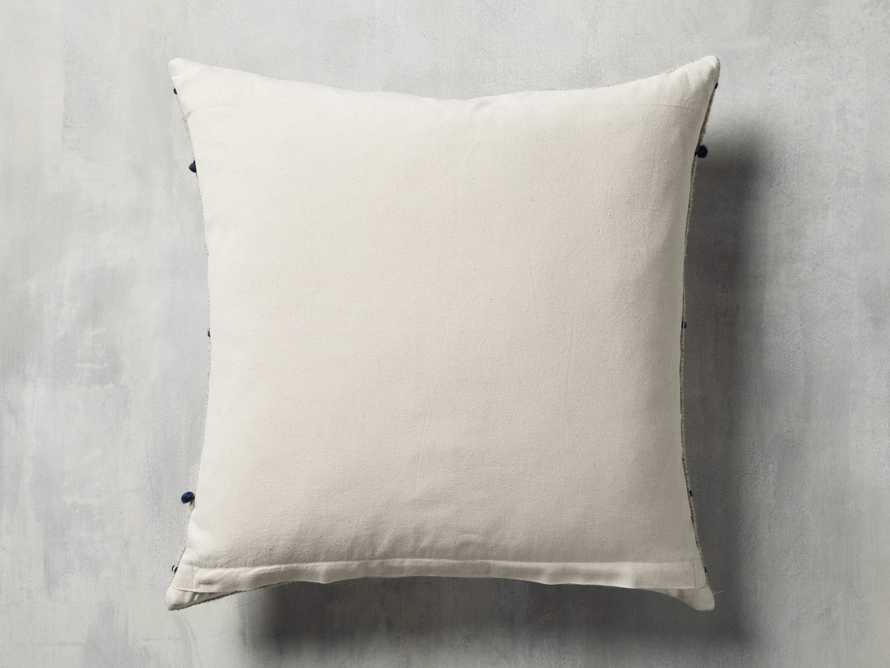 Nubby Stripe Pillow in Natural, slide 4 of 5