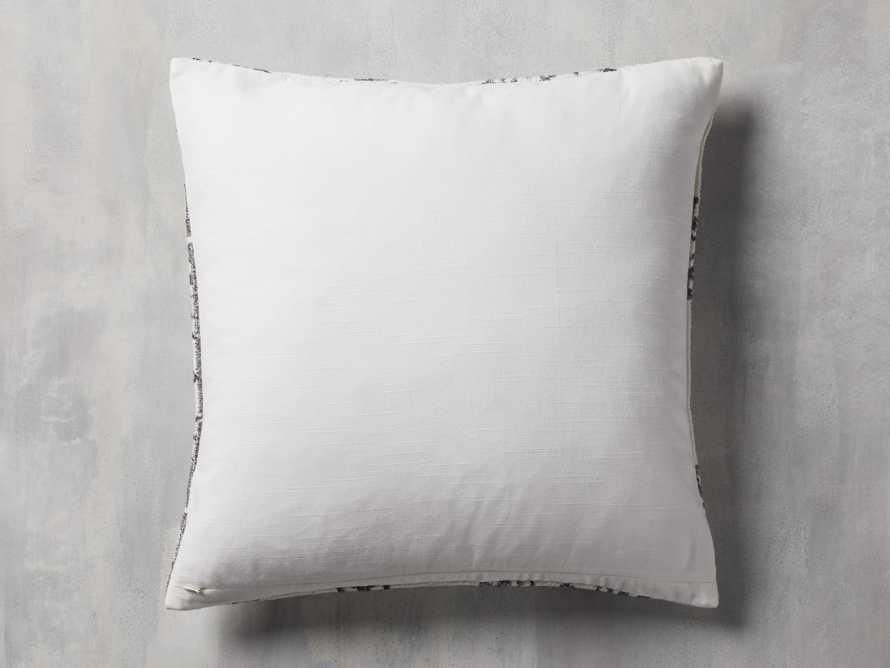 Metallic Snowflake Pillow Cover, slide 2 of 5