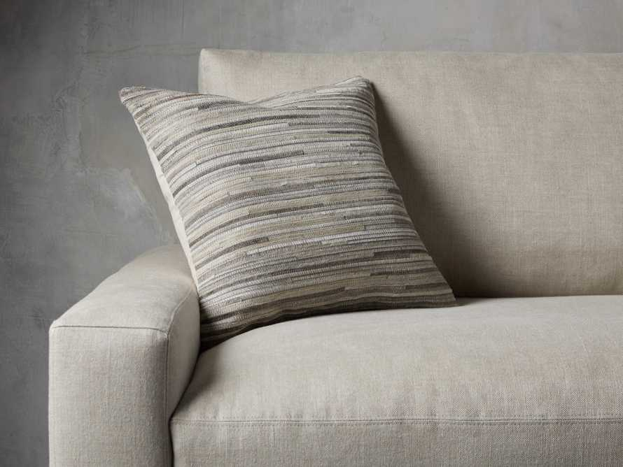 Stripe Hide Pillow, slide 1 of 4