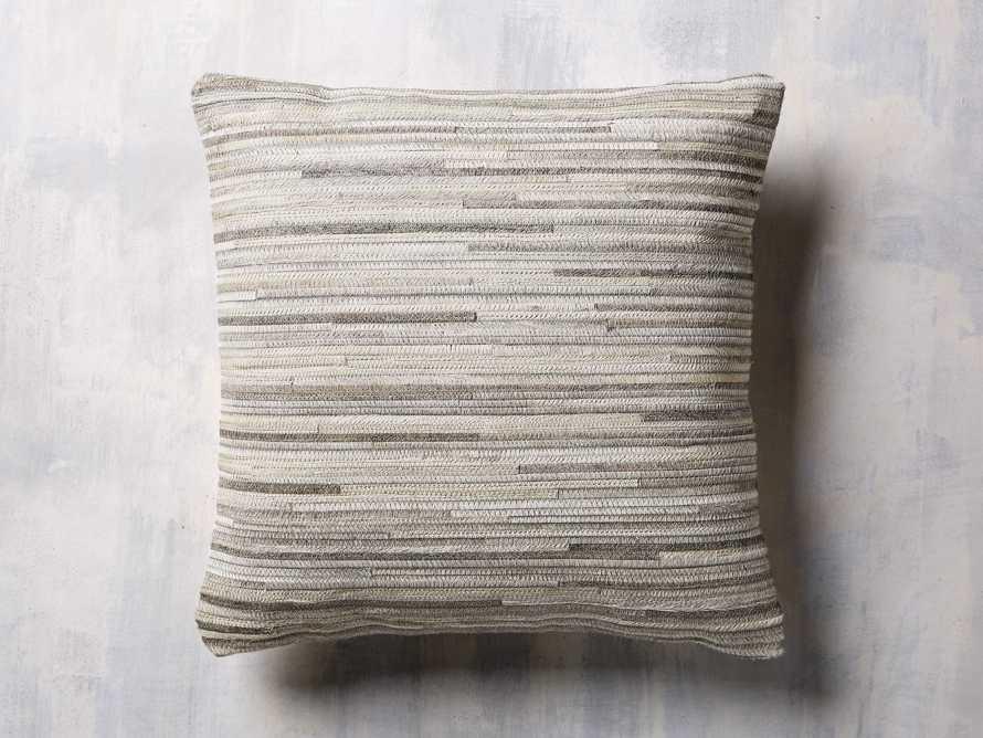 Stripe Hide Pillow, slide 2 of 4