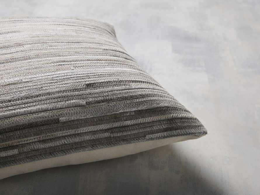 Stripe Hide Pillow, slide 4 of 4