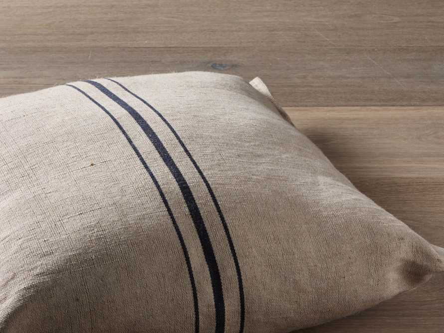 "French Stipe 28"" Floor Pillow"
