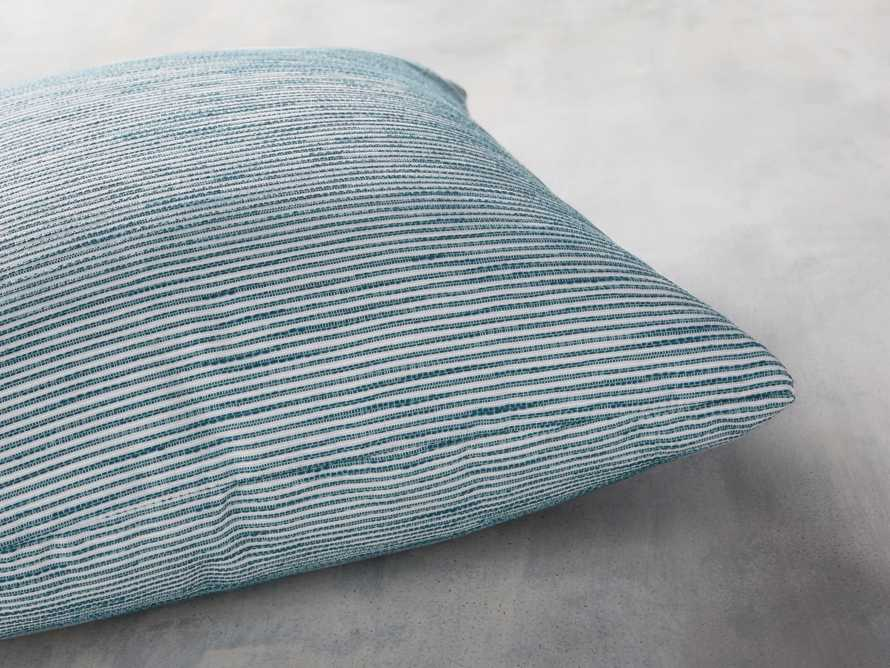 Ticking Stripe Indoor/Outdoor Pillow, slide 3 of 5