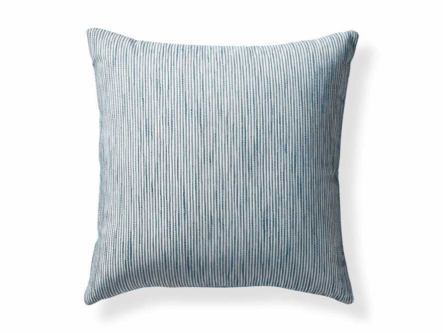 Ticking Stripe Indoor/Outdoor Pillow, slide 4 of 5