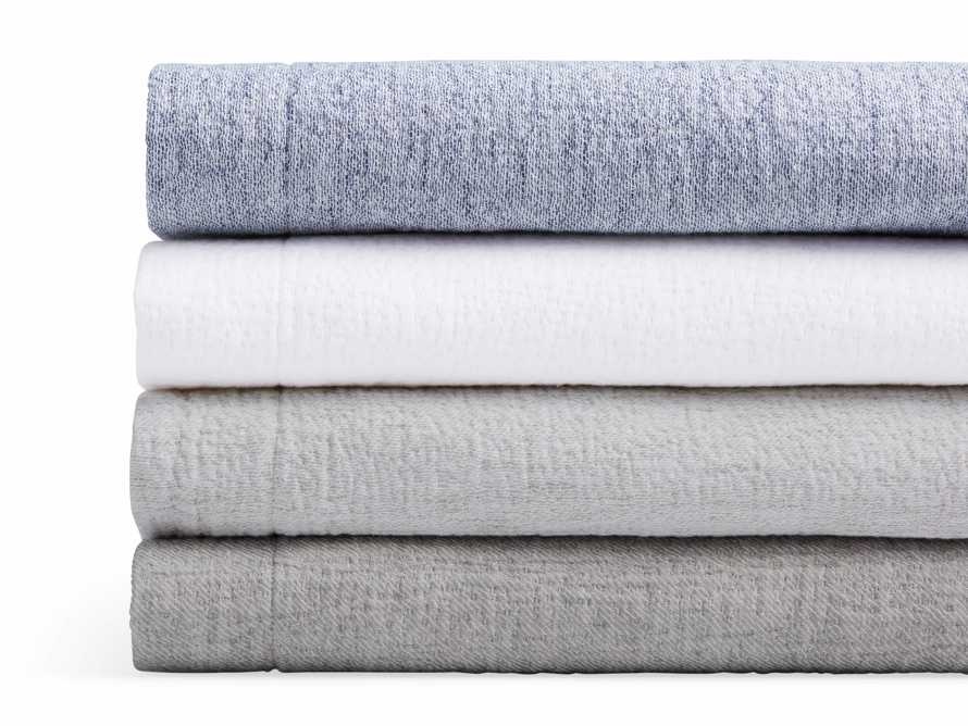 King Vintage Washed Shams in Grey, slide 7 of 7