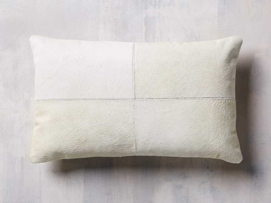 Tile Hide Lumbar Pillow, slide 2 of 5