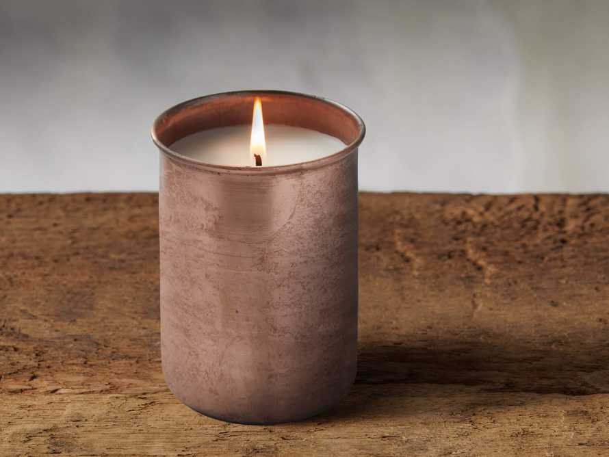 Tobacco Bark Filled Candle, slide 1 of 4