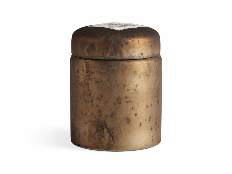 Mercury Ginger Patchouli Jar Candle