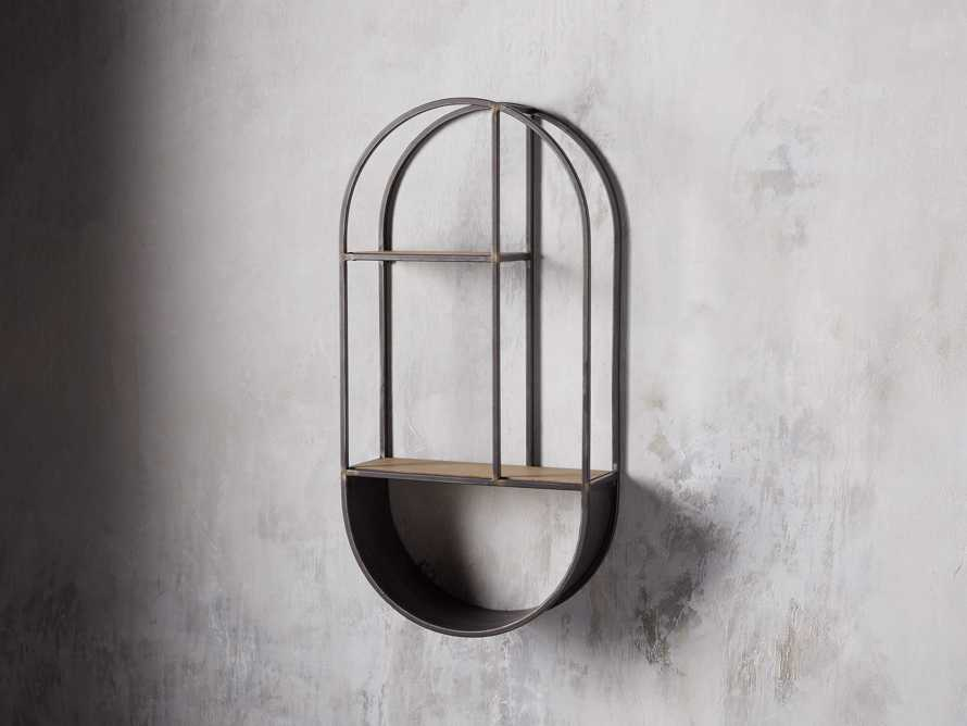 Oval Wall Shelf, slide 1 of 4