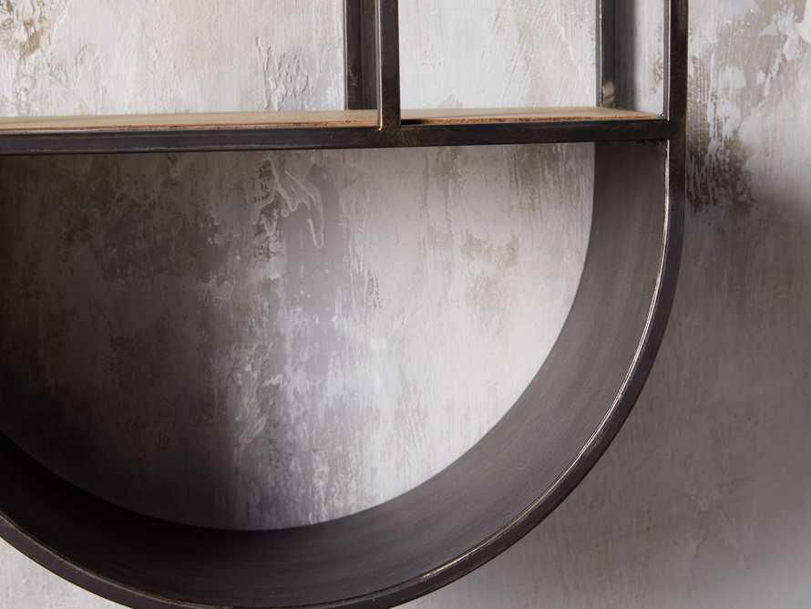 Oval Wall Shelf, slide 3 of 4