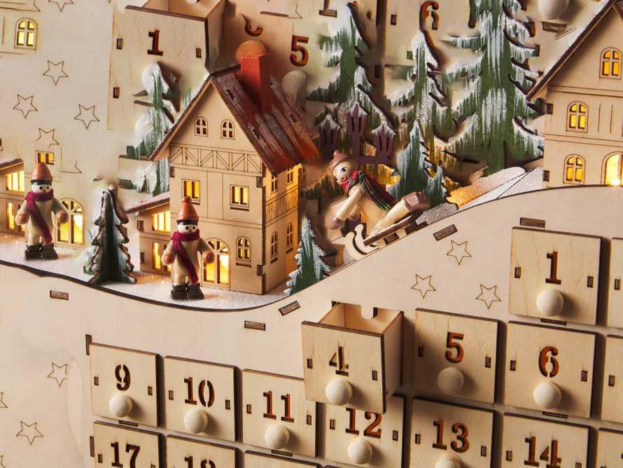 Sleigh Advent Calendar, slide 2 of 3