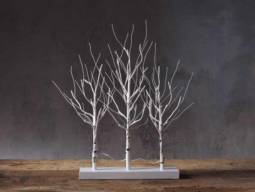 2' Birch Mantle  Triptych, slide 2 of 3