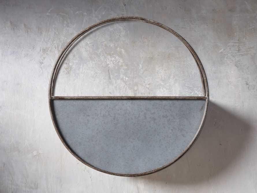 "Circle 20"" Planter"