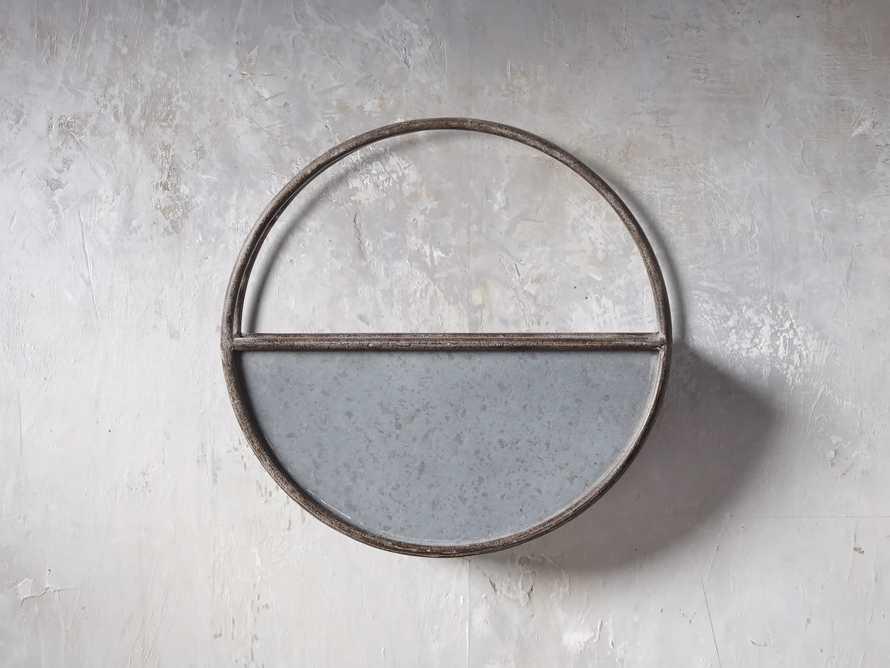 "Circle 14"" Planter"