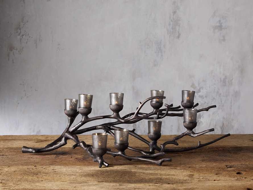 Branch Candle Holder 9-Light, slide 1 of 3