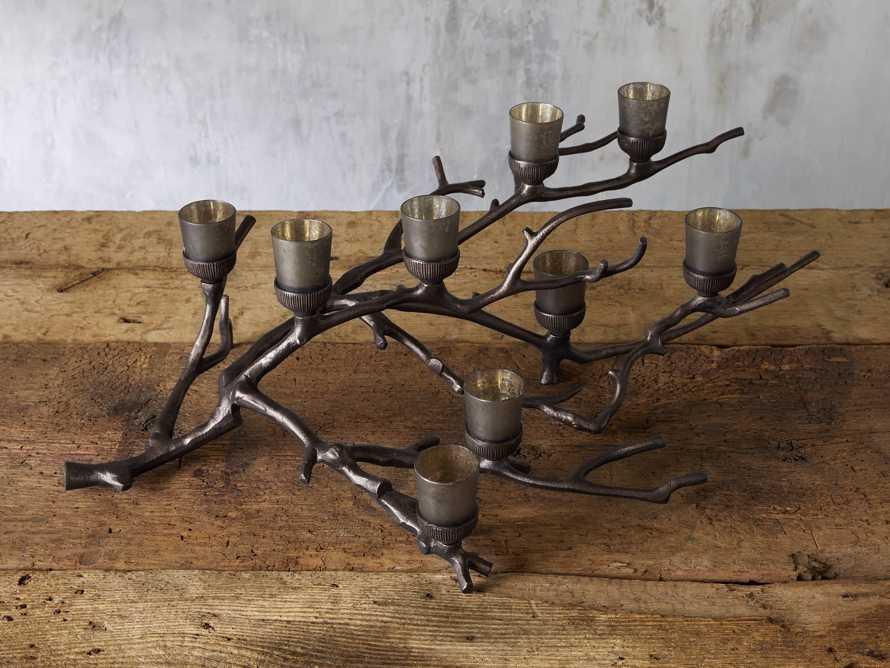 Branch Candle Holder 9-Light, slide 2 of 3