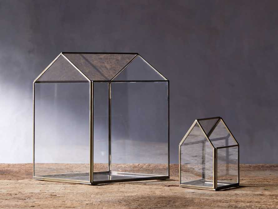 "Tilli 10"" Tealight Terrarium"