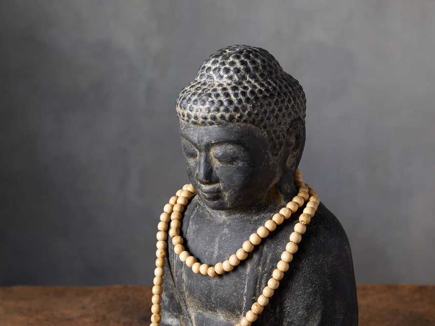 Seated Buddha with Beads, slide 2 of 3