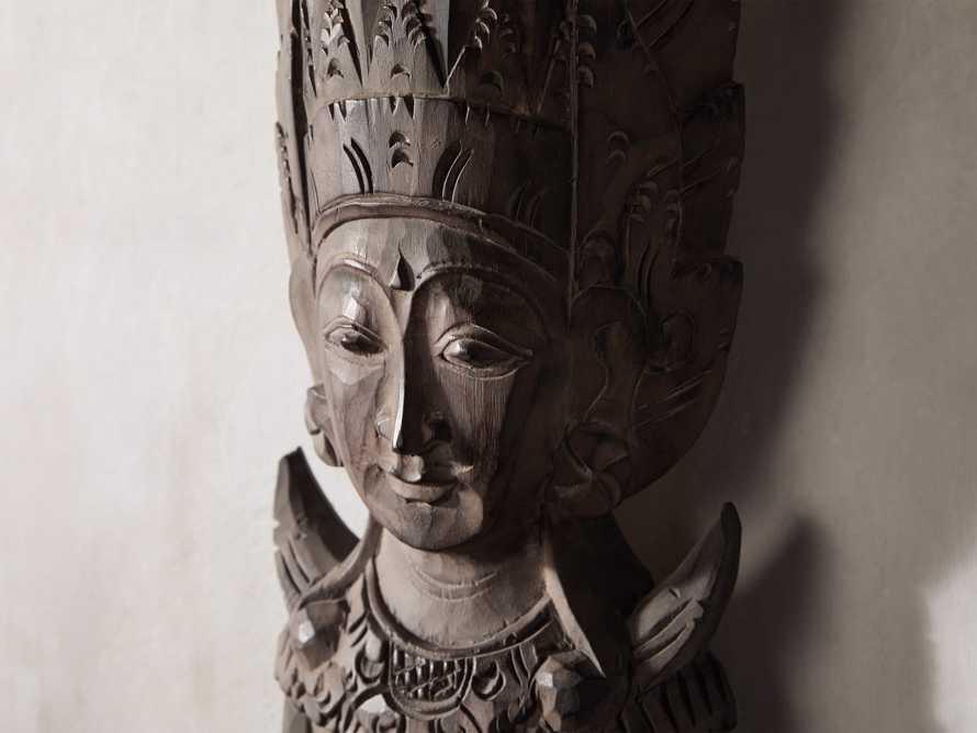 Rama Wall Sculpture, slide 2 of 3