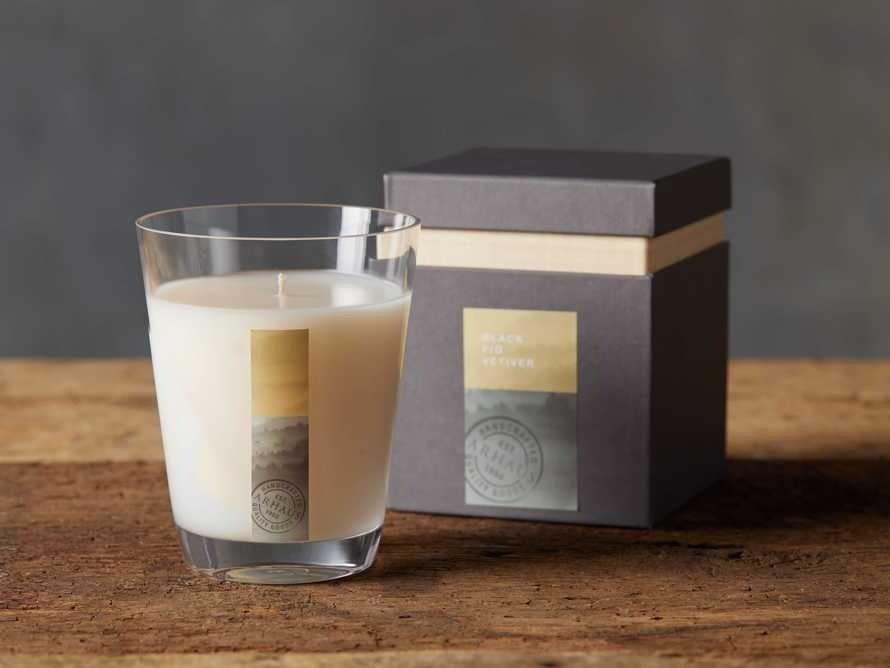 Fig Small Vetiver Candle, slide 1 of 2