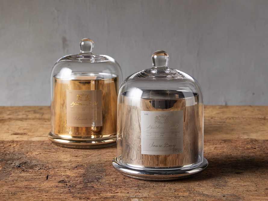 Siberian Fir Dome Jar Candle, slide 3 of 3