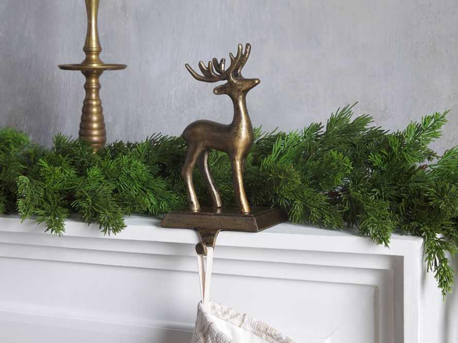 Deer Stocking Holder, slide 1 of 2