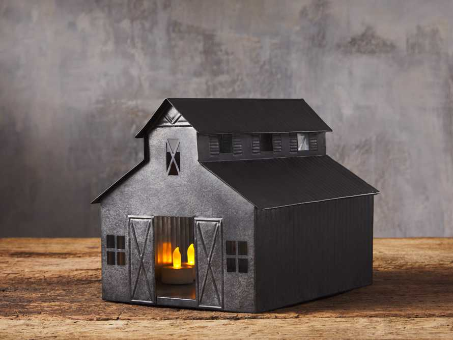 Galvanized Barn, slide 1 of 3