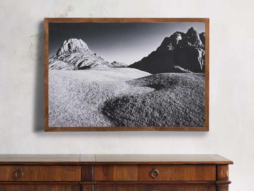 Namib Mountains Framed Print, slide 1 of 6