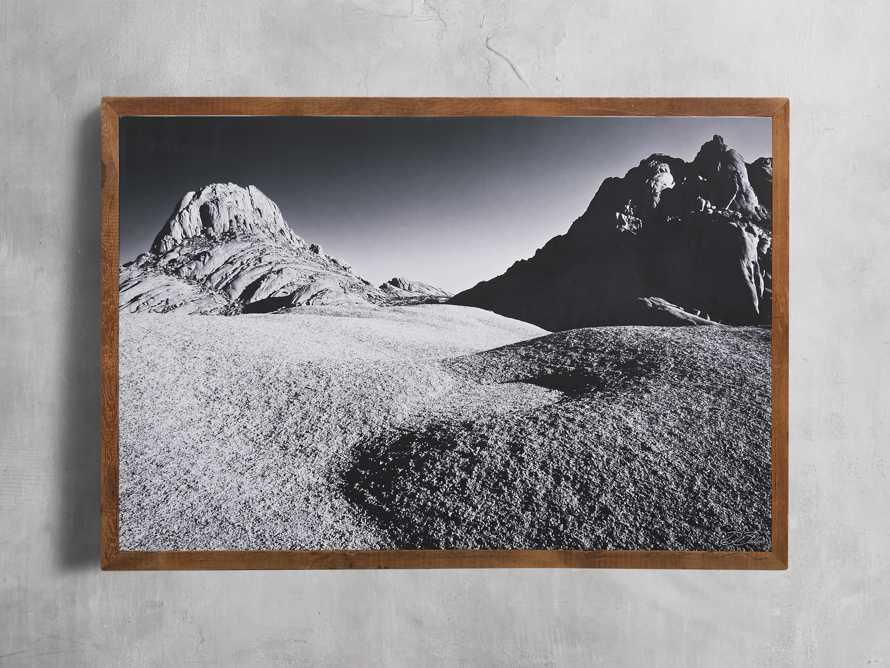 Namib Mountains Framed Print, slide 4 of 6