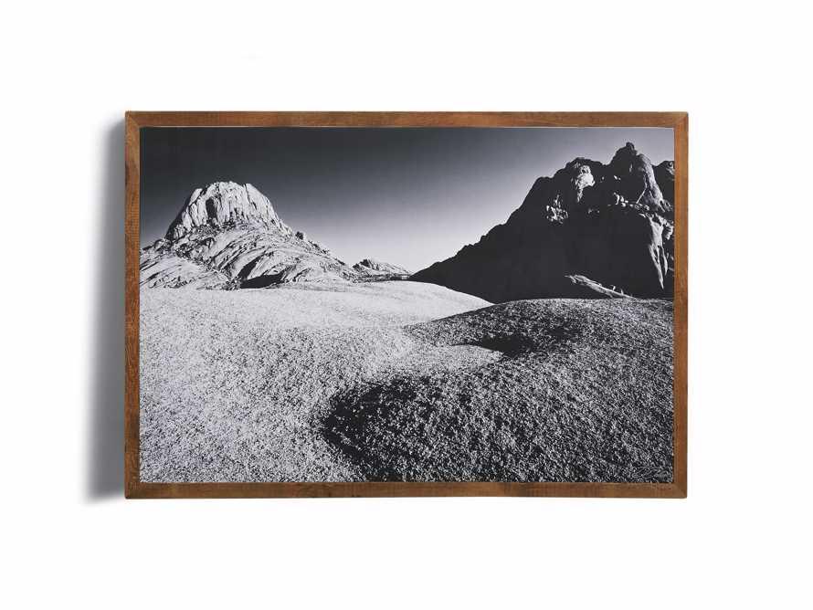 Namib Mountains Framed Print, slide 6 of 6