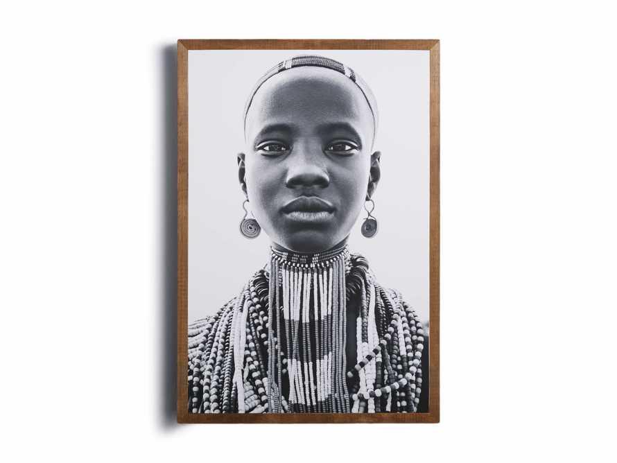 """31"""" Omo Youth Framed Print, slide 3 of 3"""