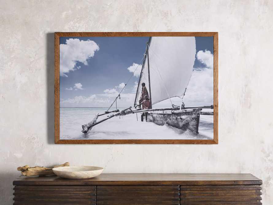 Zanzibar Framed Print, slide 1 of 4