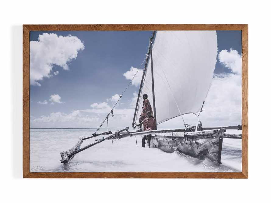 Zanzibar Framed Print, slide 4 of 4