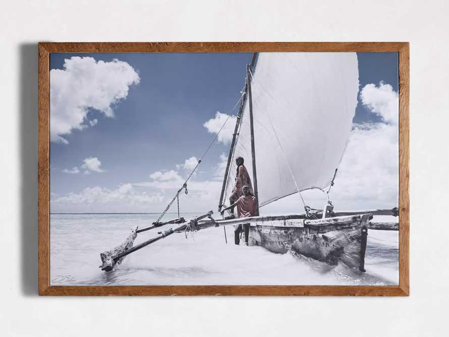 Zanzibar Framed Print, slide 3 of 4
