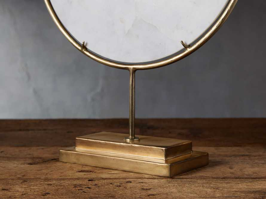 Marble Disc on Stand, slide 2 of 6