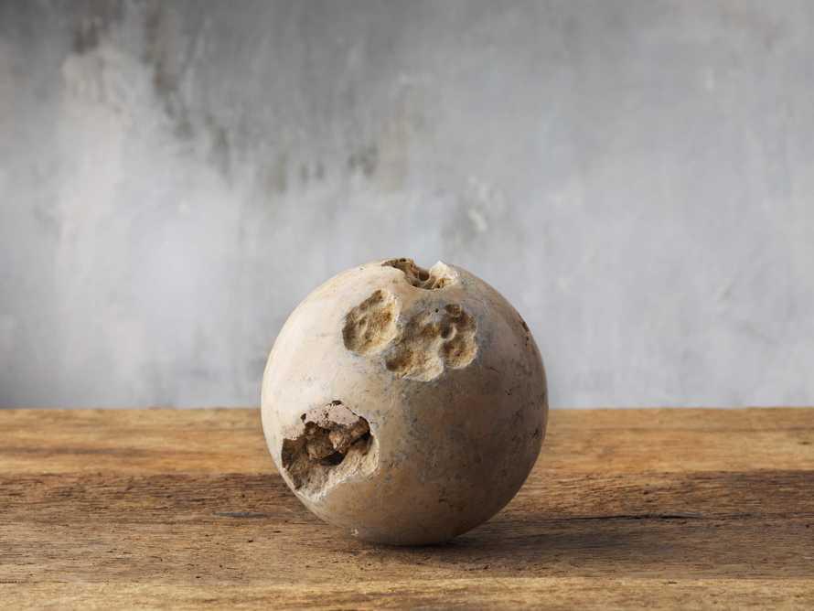 Small Marble Sphere, slide 1 of 4