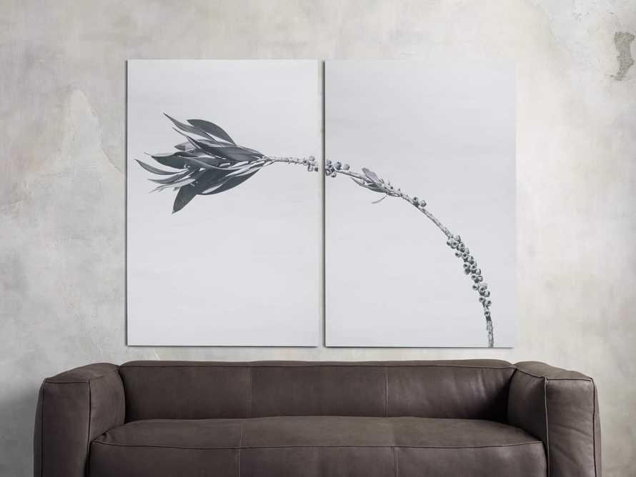 Large Dried Plant Fresco Print, slide 1 of 7